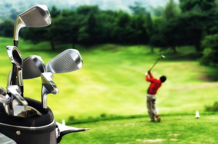 Best beelden reeks van golf als een sport, hobby en of lifestyle