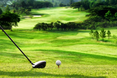 golf field: Best images series of golf as a sport, hobby and or  lifestyle