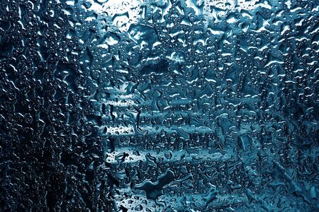 swerve: Raindrops on mirror ideal for unique abstract wallpapers.