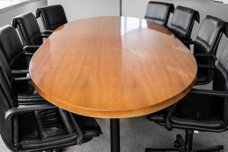 architectural firm: Meeting table