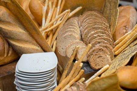 Various bread Reklamní fotografie