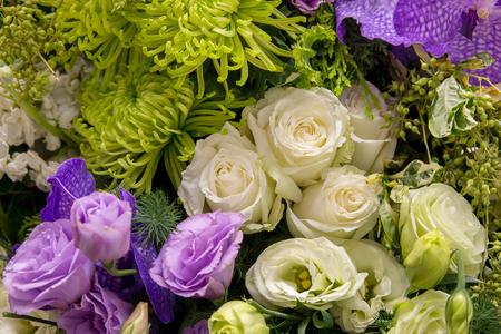 bunch of flowers Reklamní fotografie