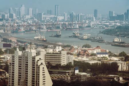The river city - Bangkok