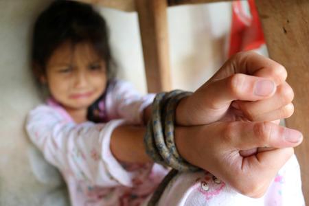 Thai girl thumbs