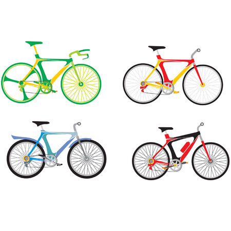 quickly: bicycles