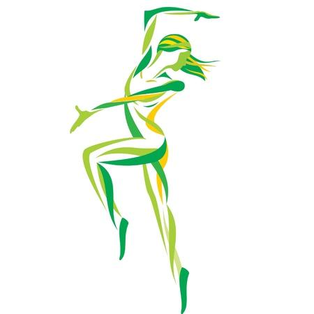 танцор: Экспрессивная танца