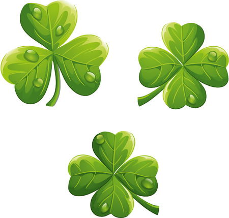 vector object to the St  Patrick Illustration