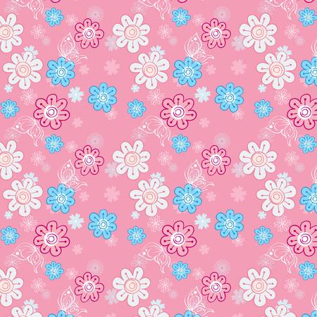 Flores de colores para fondo - Imagui