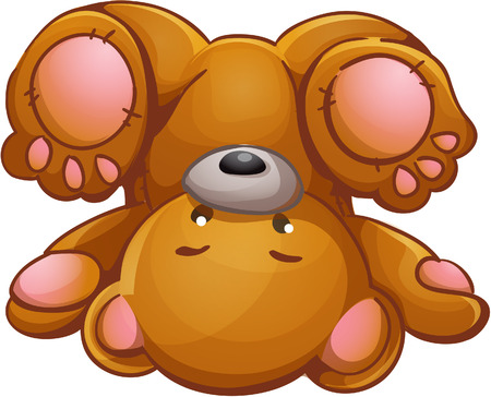 children babies bear Vector