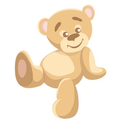 caricaturas de animales: Bebés niños tienen Vectores