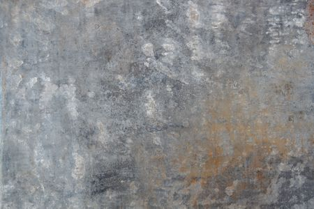 abstract background from a piece of weathered old metal with rust Imagens