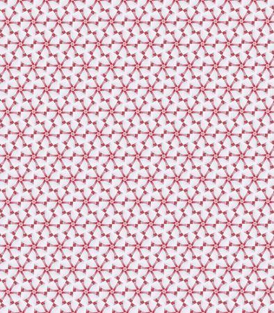 반복 된 패턴에서 핑크 꽃의 배경
