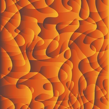 fiery background Фото со стока - 16626219