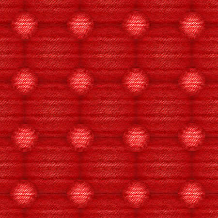 patch of light: red fabric