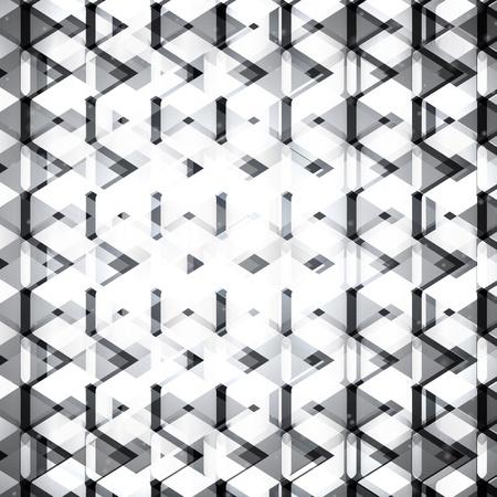 splinter: gray splinters on a white background Illustration