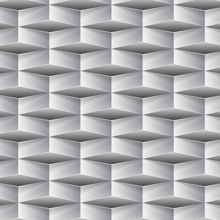 gray paper in dark and light folds