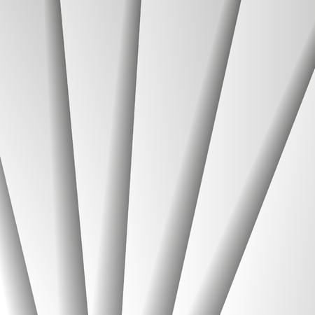 pliegues de papel sobre un fondo gris