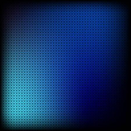 patch of light: rombi blu