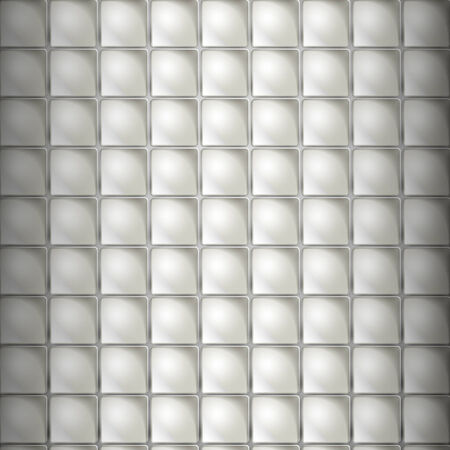 convex: paper convex squares on a gray background