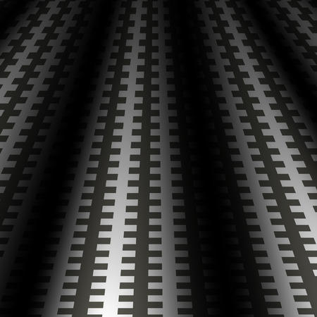 prospect: perspective gris sur un fond gris