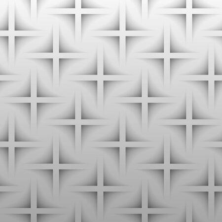 patch of light: carta grigia attraversa su uno sfondo grigio