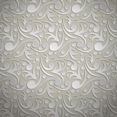 convex: paper pattern on a gray background