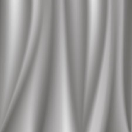 gray: gray folds on a gray background Illustration