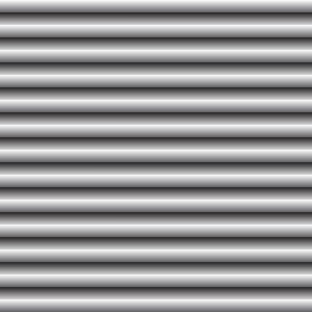 gray strip: volume ornament on a gray background