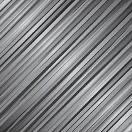 gray: gray strips on a gray background Illustration