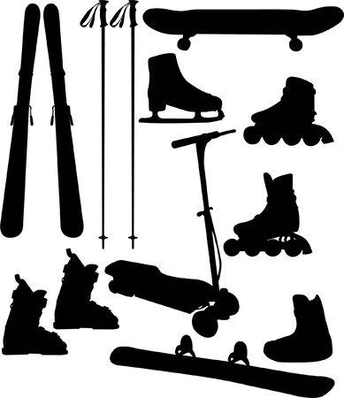 rollerblade: sport and recreation equipment