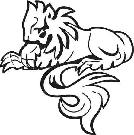 dormant: Dormant Lion