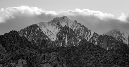 Just Mt Whitney