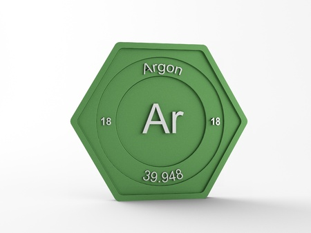 chemical symbol Stock Photo - 14491704