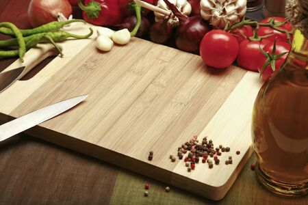 Cutting Board with empty space