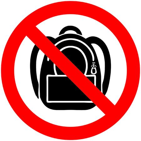 no bag