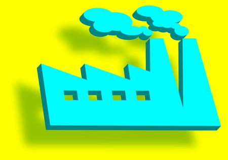 Ikona továrny