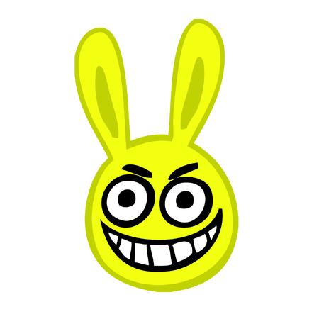 zvýšil: Smiley králík