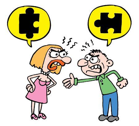 Dispute puzzle
