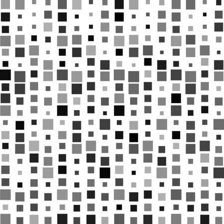 Fond carré vecteur Fond de motif géométrique