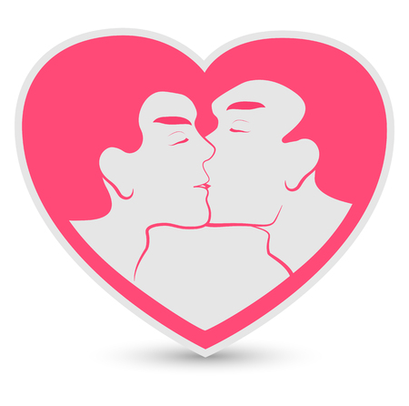 hombres gays: pareja homosexual
