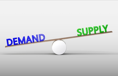Scale Balance with demand and supply