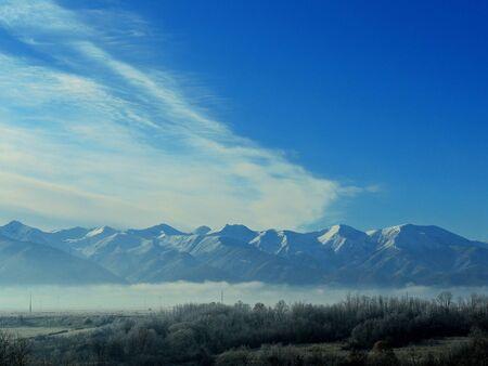 Fagaras National Park,Romania.