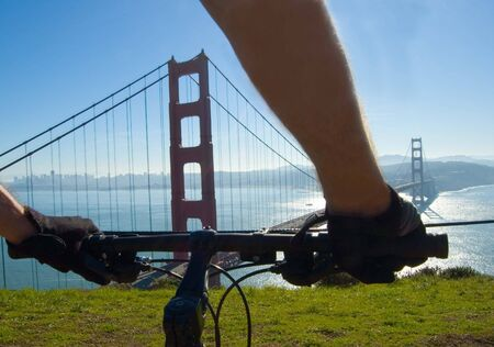 Golden Gate Bridge Bicycle Tour