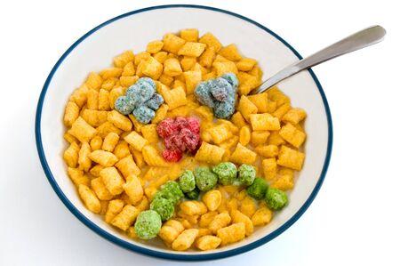 obesity kids: Sugar cereal