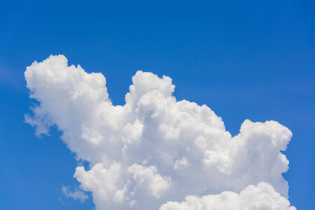 aggregation: Cloud caused by the aggregation or agglutination of steam eventually condenses and falls as rain. Water droplets and ice crystals that form a mass floating in the atmosphere. As we can see