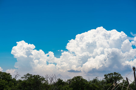aggregation: Cloud caused by the aggregation or agglutination of steam eventually condenses and falls as rain.