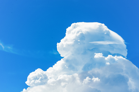 aggregation: Cloud caused by the aggregation or agglutination of steam eventually condenses and falls as rain. Water droplets and ice crystals that form a mass floating in the atmosphere ...