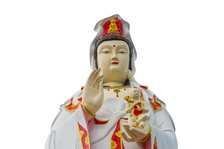 Guan Hokkien or stirred by the accent in the center accented pinyin: Gu?n Y?n; .... The Chinese have a tip for those who know the mother Kuan. Or just as Guanyin ... photo