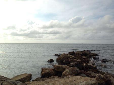 Crab sanctuaire, Ocracoke, Caroline du Nord Banque d'images - 45299764