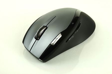 wireless laser mouse with nano technology for notebook or desktop 版權商用圖片